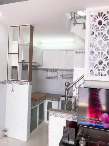 Nhà hẻm 167 Phạm Hữu Lầu, Q7, 3.5x6.5m, trệt, lầu, 2PN, nội thất, 1.4 tỷ 13340017