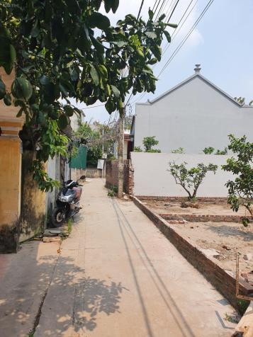Bán 39,3m2 đất thổ cư Lai Xá, Kim Chung, Hoài Đức, đường trước nhà 3m, cách trục chính 30m 13350709