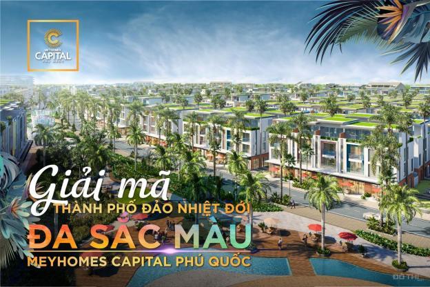 Cơ hội đầu tư ngay thành phố Đảo Meyhome Capital Phú Quốc, chỉ 10% ký HĐMB, ân hạn lãi gốc 18 tháng 13377178