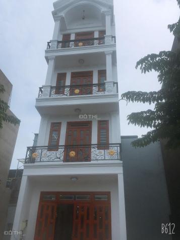 Bán nhà HXT tránh, thẳng trục Nguyên Hồng, P. 1, Gò Vấp, 4 tầng giá 5.8 tỷ 13393956
