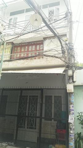 Nhà 3 lầu cách mặt tiền Phan Văn Trị 50m, hẻm 1 trục thẳng, giá 3,1 tỷ 13399009