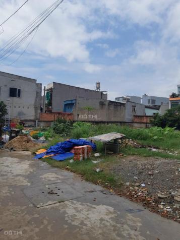 Đất hẻm QL 1K DT: 612m2, ngang 25m, sát chợ Đông Hòa, Tp Dĩ An 13401464