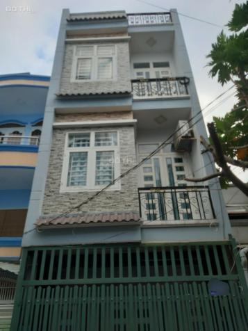 Nhà hẻm 6m đường Hương Lộ 2, 4x13m, đúc 3,5 tấm, giá 4,2 tỷ 13408836
