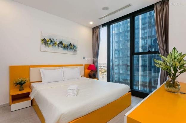 Cho thuê căn hộ Vinhomes Golden River Ba Son, 1PN DT 54m2, full nt cao cấp giá 14.5 triệu/tháng 13409826