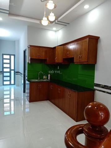 Bán một cặp nhà đường Nguyễn Thị Đặng, phường Tân Thới Hiệp, Quận 12. DT 6x20m 13414614