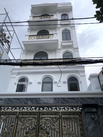 Chủ định cư bán nhà HXT Quang Trung, Gò Vấp, 4 tầng, 121m2 chỉ 10.5 tỷ 13420158