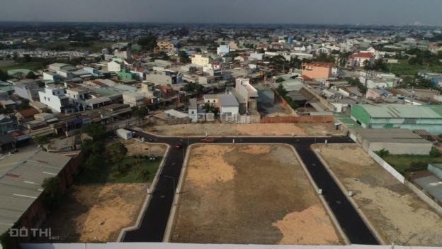 Bán đất nền Bình Chánh, Vĩnh Lộc B sổ hồng rồi, tặng GPXD, Ngân hàng hỗ trợ vay 13425947