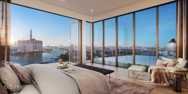 Bán căn hộ The River Thủ Thiêm, đã thanh toán 10%, 133m2, 3PN, view sông 13430725