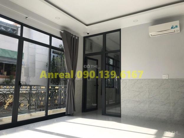 Nhà mới xây hẻm 27 đường Trần Não - Ngang 5,5m, giá 20 triệu/th 13436093
