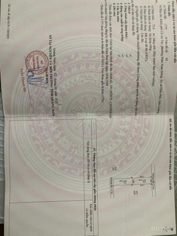 Cần bán 680tr/lô đất bê tông Điện Nam, thị xã Điện Bàn, Quảng Nam 13447808