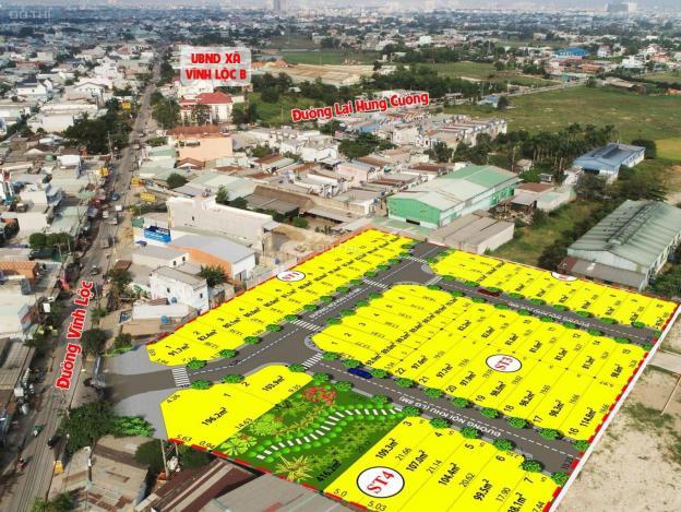 Đất nền có sổ riêng, mặt tiền đường Vĩnh Lộc - Vĩnh Lộc B - Bình Chánh 13461809