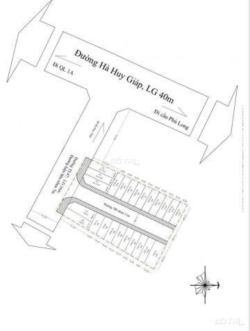 Bán đất tại phường Thạnh Lộc, Quận 12, Hồ Chí Minh diện tích 52m2, giá 2.6 tỷ 13467906