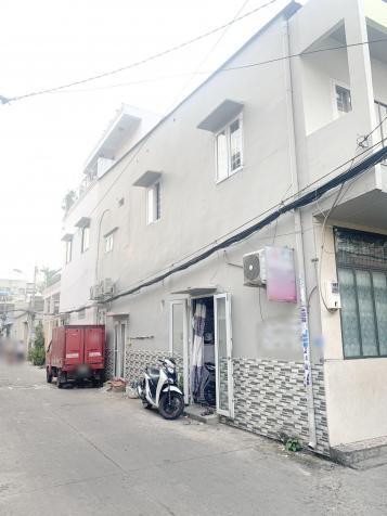 Nhà mới, căn góc 2 mặt tiền cư xá Phú Bình, Lạc Long Quân P5 Q11 13544147