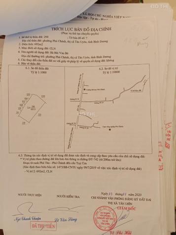 Kẹt tiền gia đình cần bán gấp 700 m2 đất mặt tiền ĐT 742, giá chỉ 3 triệu/ m2 13473100