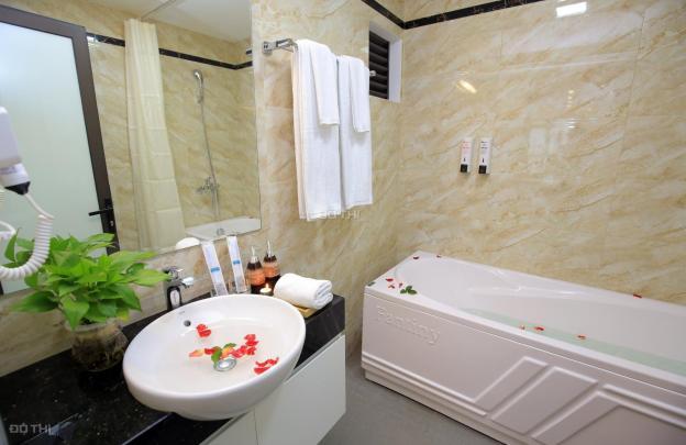 Cho thuê căn hộ dịch vụ đầy đủ tiện nghi 8.5 triệu/th tại Đào Tấn - full nội thất 13475313
