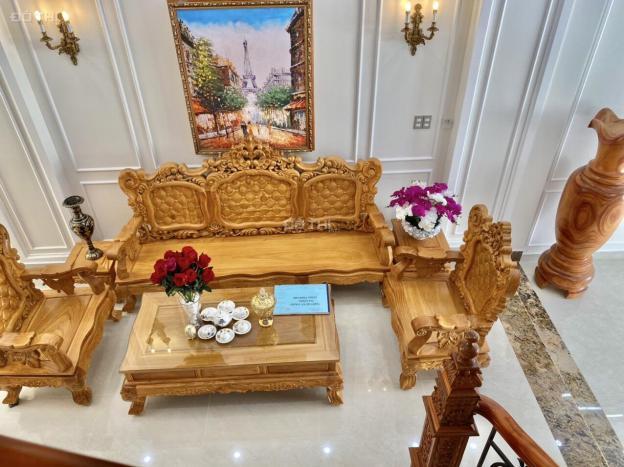 Nhà đẹp đón xuân khu Phạm Hữu Lầu Q7 + 3 tầng + full NTCC - gía 11.4 tỷ 13452967
