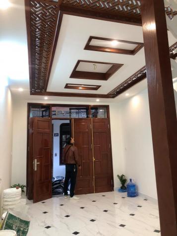 Bán nhà ngõ 35 Nguyễn Thái Học, Hoàn Kiếm. Cách mặt phố 10m, diện tích 35m2, 5 tầng 13500186