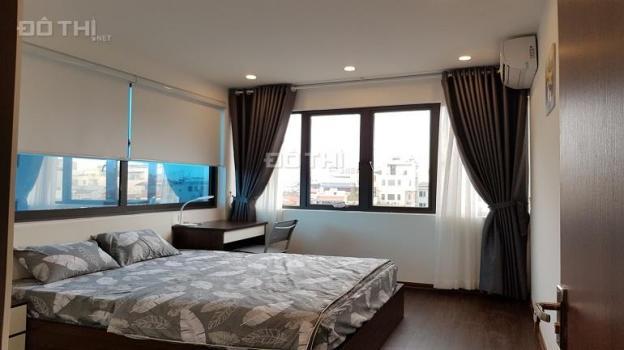 (ID: 747)Cho thuê căn hộ dịch vụ tại Linh Lang, Ba Đình, 50m2, 1PN, ban công, đầy đủ nội thất mới 13534662