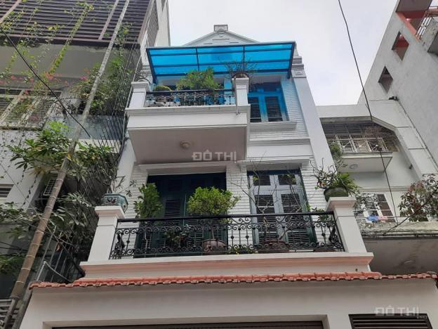 Bán biệt thự 3 tầng phố Lạc Trung - phân lô ô tô tránh có vỉa hè - an sinh đỉnh - khu dân trí cao 13534870