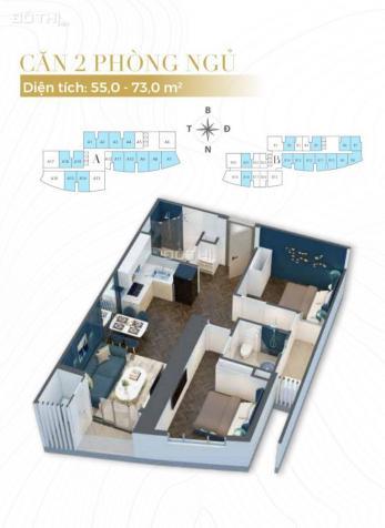 Sở hữu I Tower Quy Nhơn - Vị trí độc tôn duy nhất tại Quy Nhơn. LH 0965.268,349 13537081