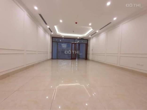 Tòa nhà xây mới đẹp Trần Quốc Hoàn thang máy, phân lô ô tô tránh 65m2 x 7 tầng MT 4.4m 14.5tỷ 13545008