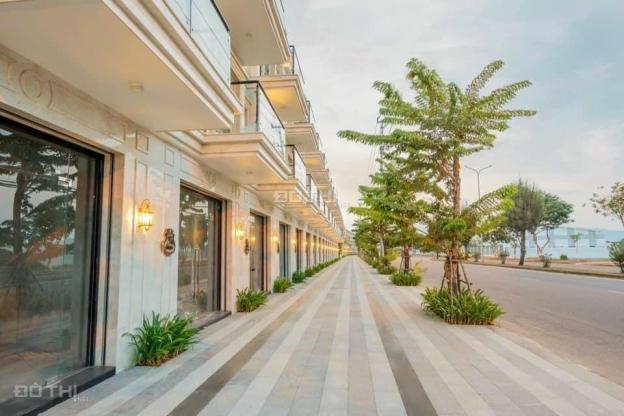 Cho thuê nhà 1 trệt 3 lầu mặt tiền đường Mê Linh, Quận Liên Chiểu, Đà Nẵng 13549574
