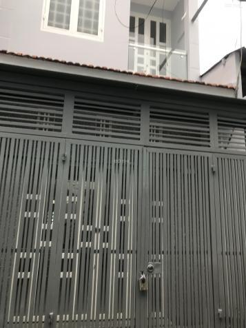Bán nhà 1 lầu hẻm xe hơi đường Phạm Hùng, 99.6 m2 đất, có sổ hồng, giá 5.5 tỷ 13554854