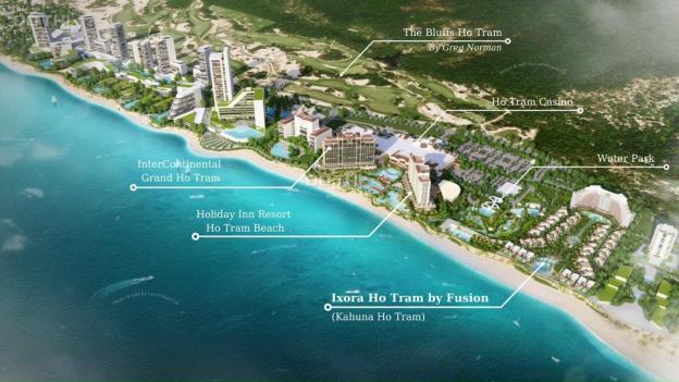 Booking chính thức Ixora Hồ Tràm by Fusion - Las Vegas thu nhỏ mặt tiền Ven biển Hồ Tràm 13558531
