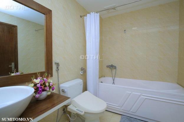 Tòa nhà căn hộ dịch vụ cho thuê căn hộ 1 ngủ 55m2, 3 mặt thoáng giá thuê 10tr/tháng gần Lotte 13562602