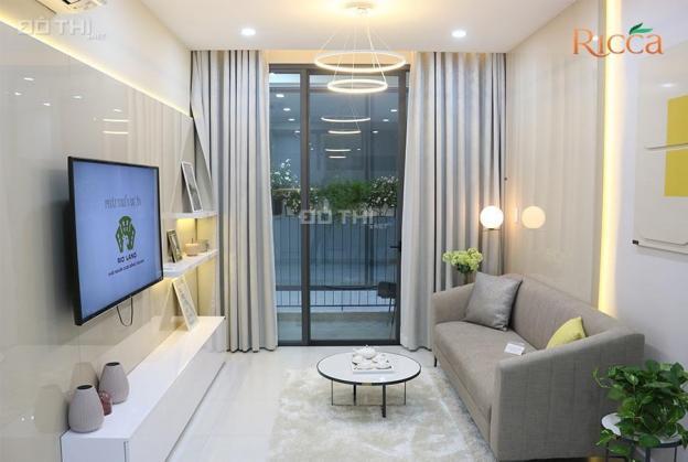 Chính chủ bán gấp căn hộ đã cất nóc Ricca 1 + 1PN = 56m2. Giá chỉ 1.784 tỷ/căn (có VAT) 13565895