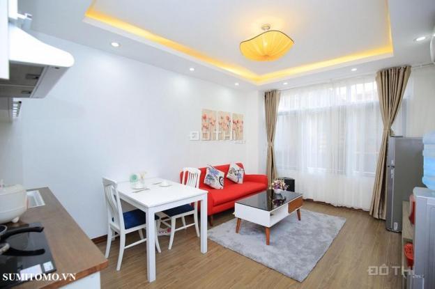 Cho thuê căn hộ dịch vụ tại 2/41 Linh Lang, giá thuê 10 triệu/th full nội thất và dịch vụ 13570099
