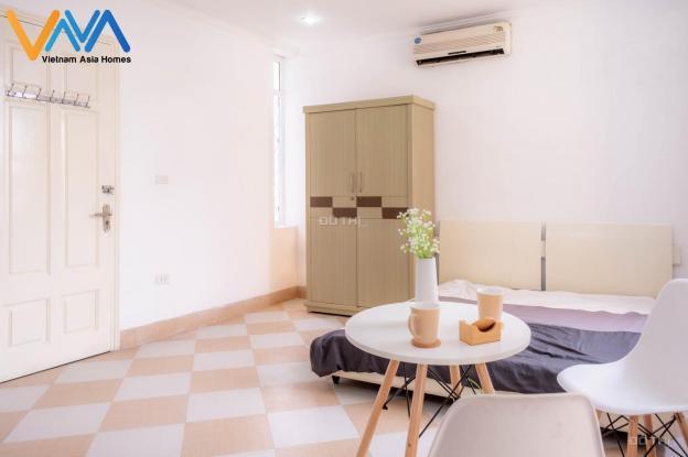 Tòa nhà VnaHomes 350 đường Bưởi duy nhất 1 căn hộ có ban công 13575061