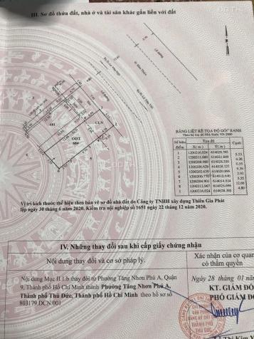 Bán đất MT đường kinh doanh Man Thiện, Q. 9, (5.5x18m) 96m2 công nhận giá: 11 tỷ 13575542