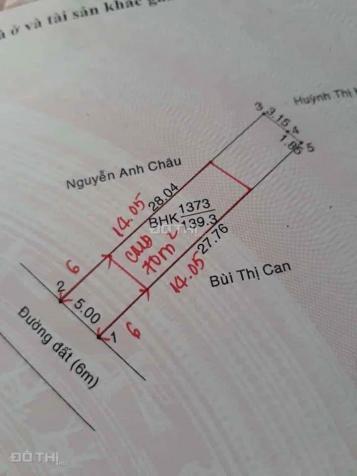 Bán đất Thủ Dầu Một Định Hoà DX 064 nhựa 6m DT 5x28m TC 70m2 giá 1.750 tỷ 13579739