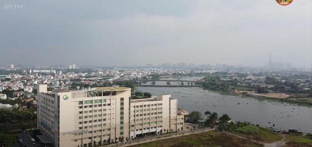 Căn góc 56m2 tầng 7 giá 1 tỷ 280 tr view cực đẹp, trả trước 450 triệu, tháng 9 dọn vào ở ngay 13585155