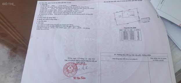 Chính chủ cần bán đất ấp Đông Thành Phường Tân Đông Hiệp, Thị Xã Dĩ An, Bình Dương 13587646