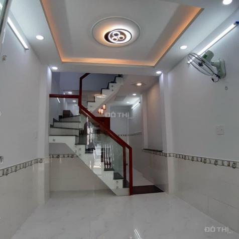 Bán nhà Bình Chánh giá rẻ 2021 nhà vừa hoàn thiện full giá trả trước 595 triệu 13592195