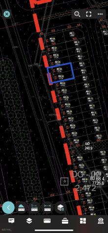 Cần bán mấy lô LK4, LK7, LK9, BT3 Trung Đông 68 Đồng Văn nối tiếp TNR, S=100m2 giá chỉ 24tr/m2 13585790