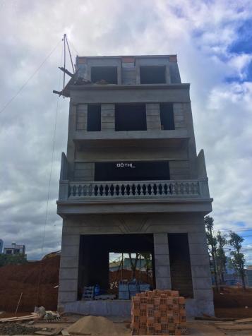 Cần sang lại 2 lô mặt tiền đường Nguyễn Văn Cừ, trung tâm TP. Plei Ku 13482231
