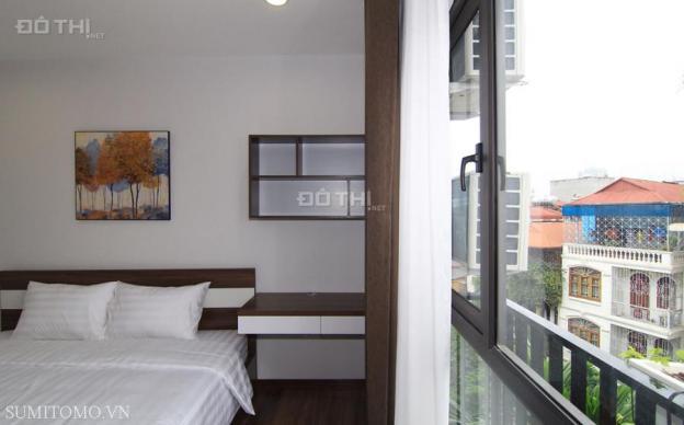 Căn hộ 1 ngủ riêng biệt cho thuê tại phố Liễu Giai, Đào Tấn, Kim Mã giá thuê 8 - 10 triệu/tháng 13599960