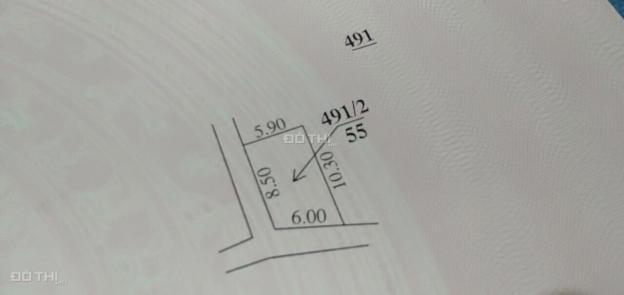 Cần bán lô góc 55m2 gần KĐT Kim Chung, Hoài Đức, HN 13601577