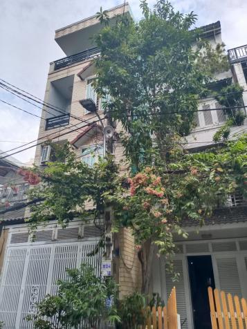 Bán nhà đường Hồ Đắc Di, phường Tây Thạnh, Tân Phú, 94m2, 4 tầng, 10 tỷ 13609331
