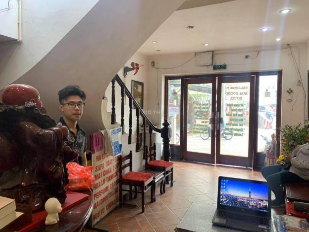Bán nhà mặt phố Hàng Mắm, Hoàn Kiếm 7T, 35m2. Giá 20 tỷ (Mặt phố kinh doanh) 13609512