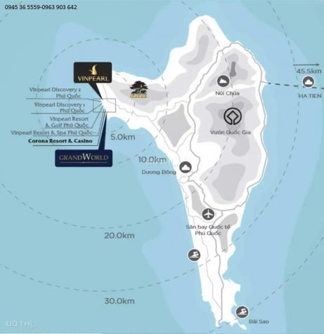 Bán quỹ căn đẹp nhất condotel, boutique hotel Grand World, giá gốc chủ đầu tư. LH 0945 36 5559 13620123