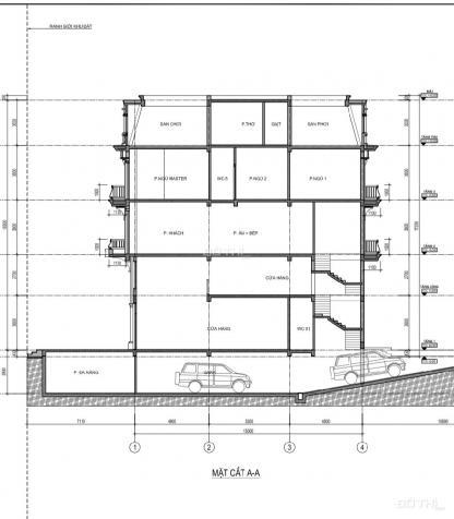 Shophouse 2 mặt tiền mặt đường Trần Hữu Dực - Mỹ Đình, siêu hiếm chỉ 160tr/m2 13620428