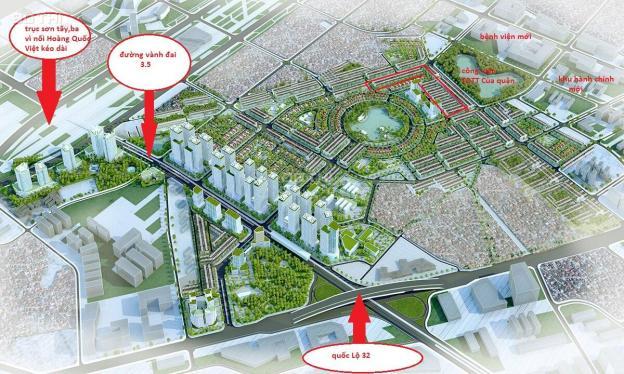 Suất ngoại giao dự án Hinode Royal Park - Kim Chung Di Trạch giá đầu tư 13620469