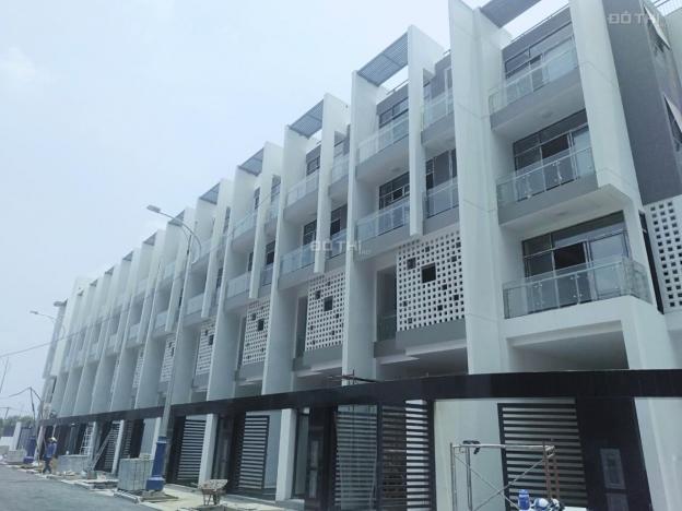 15 căn nhà phố ven sông Quận 2, chỉ 51.5tr/m2 SD, tặng nội thất 1 tỷ + CK 1.2 tỷ 13620707