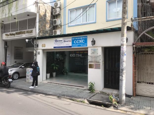 Chính chủ cho thuê MB mặt tiền 58 Nguyễn Phi Khanh P Tân Định Q1 giá 15tr/th 13621521