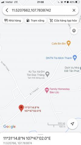 Bán đất full thổ cư đường tránh QL20 (Vành Đai 2), Tp. Bảo Lộc 13622908