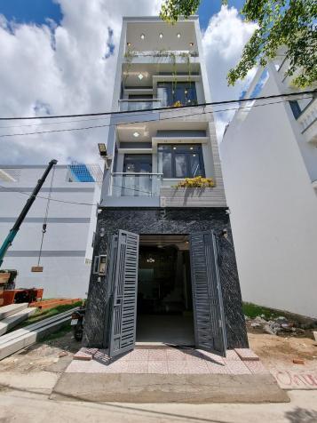 Bán nhà 3 lầu sân thượng khu dân cư The Sun, thị trấn Nhà Bè. Giá 4.85 tỷ thương lượng 13625067